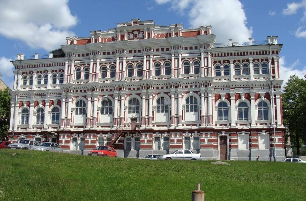 Военно-исторический музей Курской битвы (Курск)