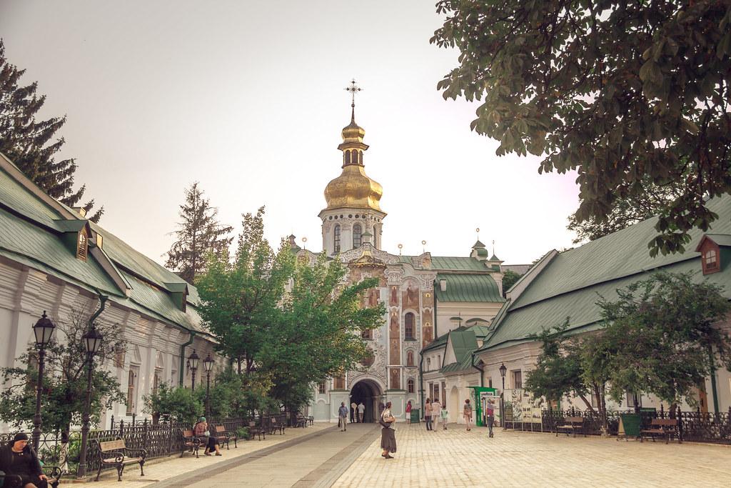 Киево-Печерская лавра (Киев)