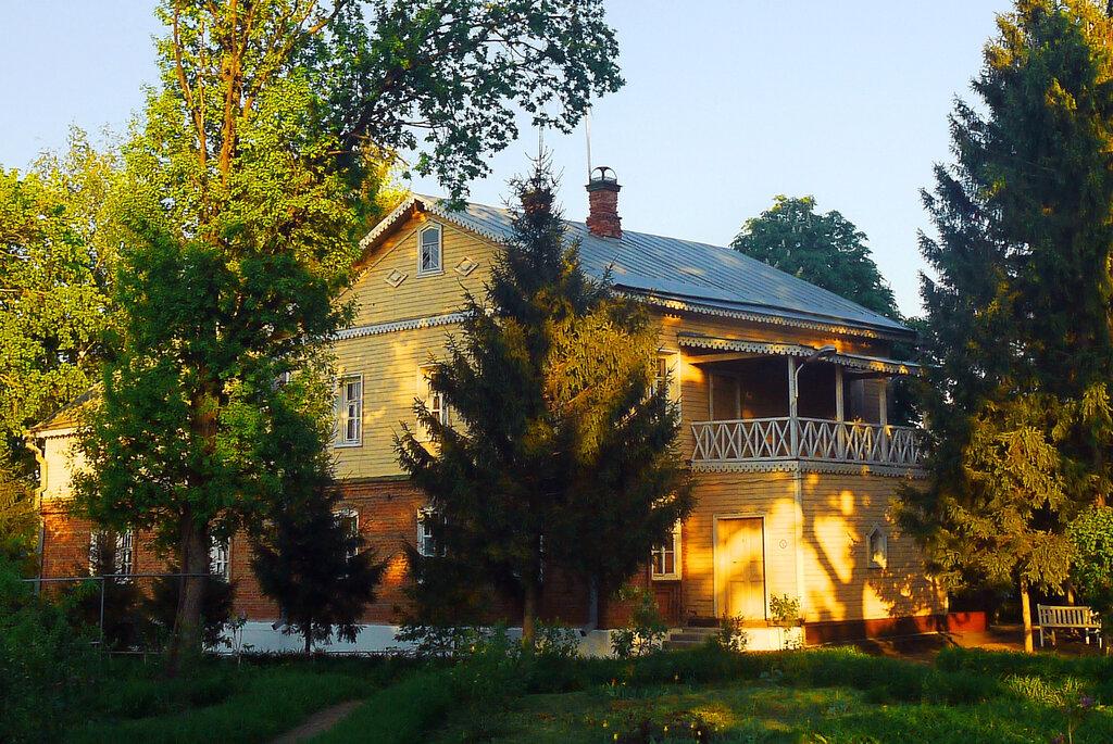 Музей-усадьба С. В. Рахманинова «Ивановка» (Тамбовская область)