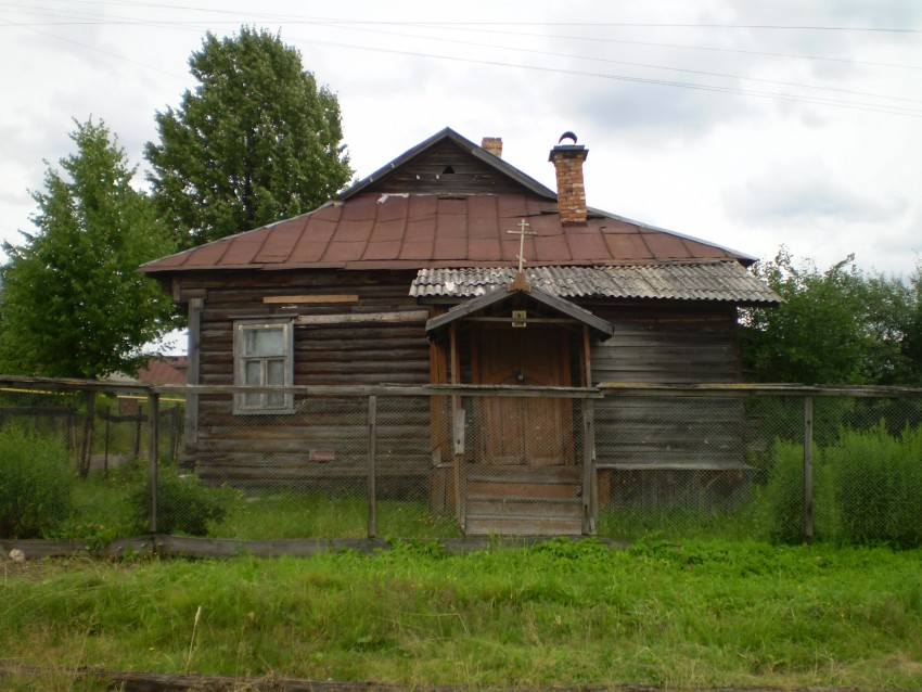 Церковь Георгия Победоносца (Пучеж)