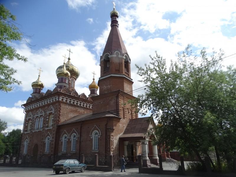 Свято-Никольская церковь (Сатка)