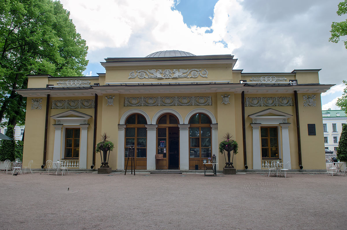 Парковый павильон «Чайный домик» (Санкт-Петербург)