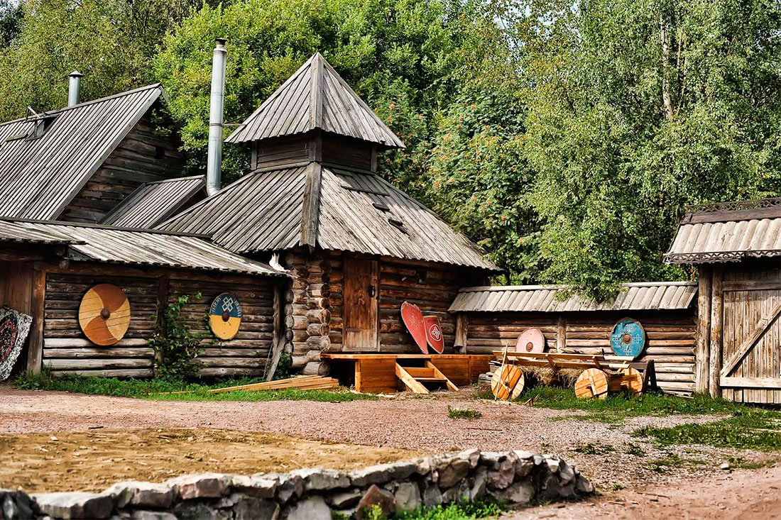 Историко-культурный центр «Варяжский двор» (Выборг)