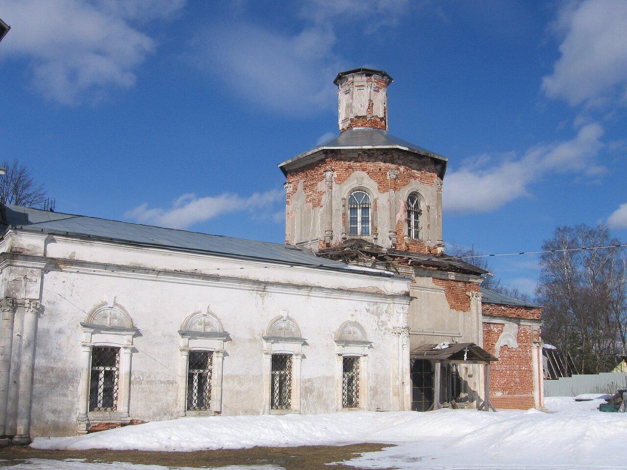 Казанская церковь в Брыньково (Руза)