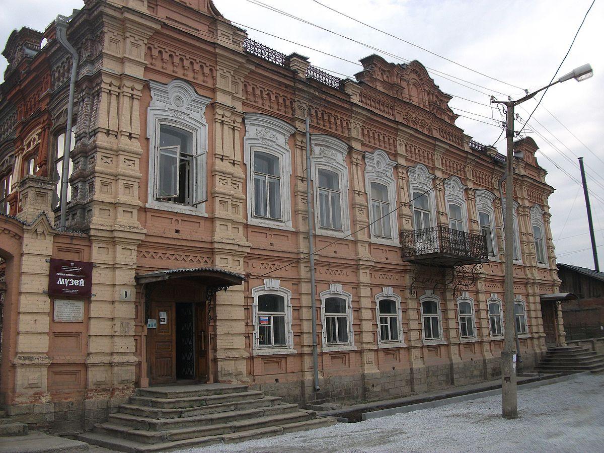 Миасский краеведческий музей (Миасс)