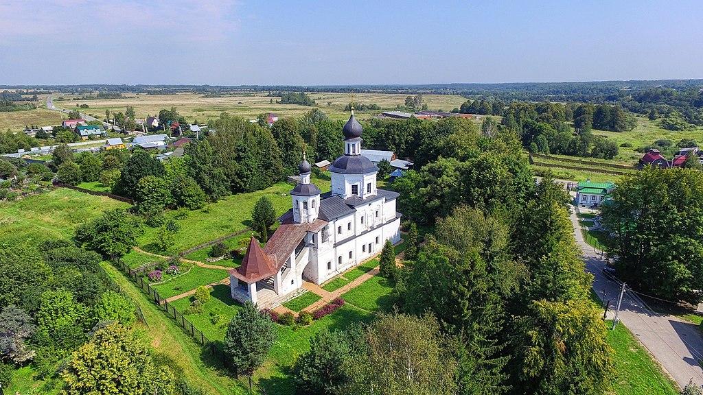 Церковь Смоленской иконы Божией Матери (Бородино)