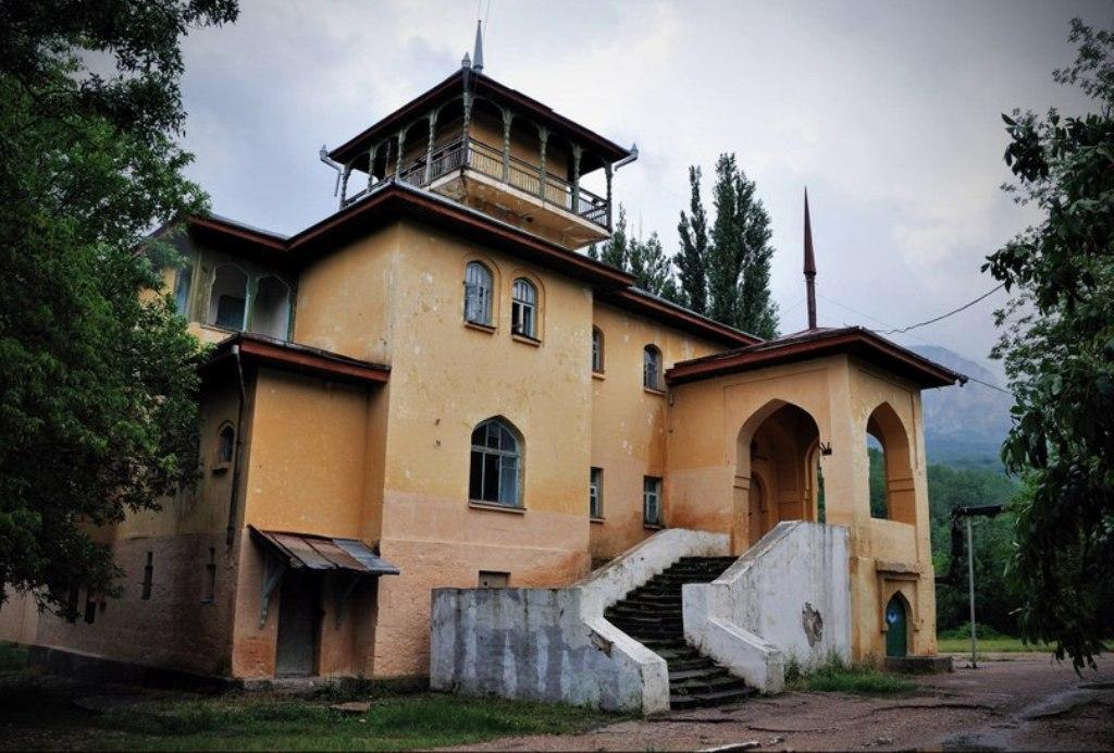 Охотничий дом Юсупова (Бахчисарай)