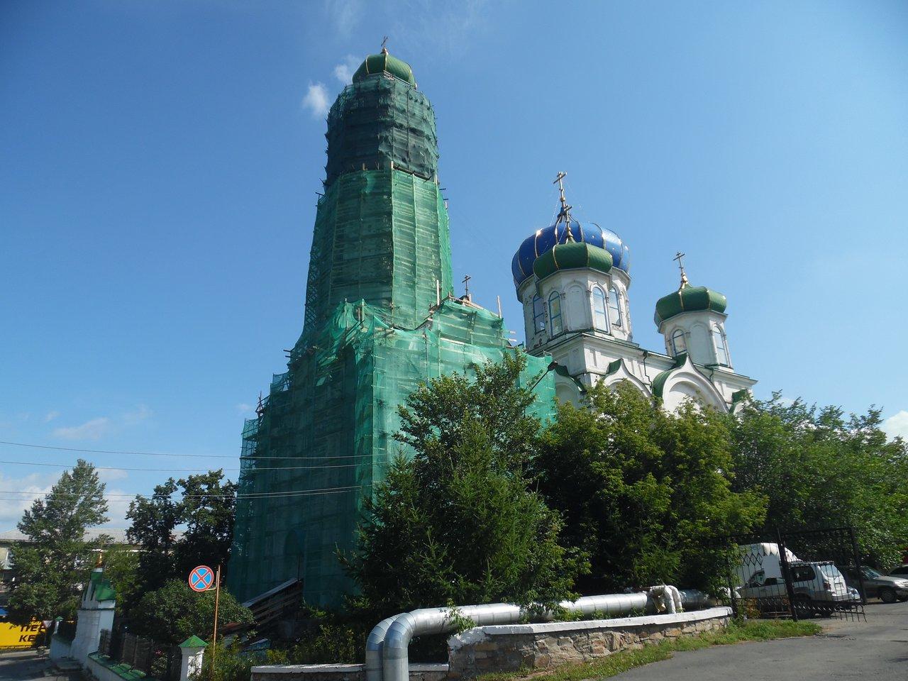 Христорождественский собор (Кыштым)