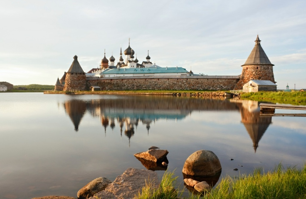 Соловецкий Кремль (Соловецкие острова)