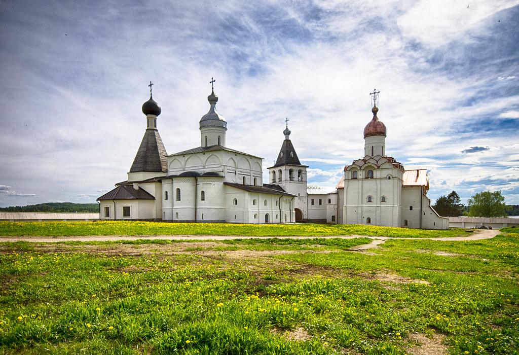 Ферапонтов монастырь (Ферапонтово)