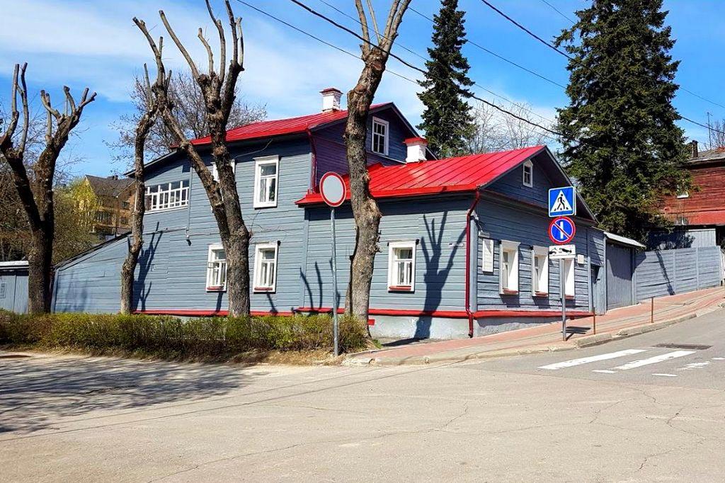 Дом-музей К. Э. Циолковского (Калуга)