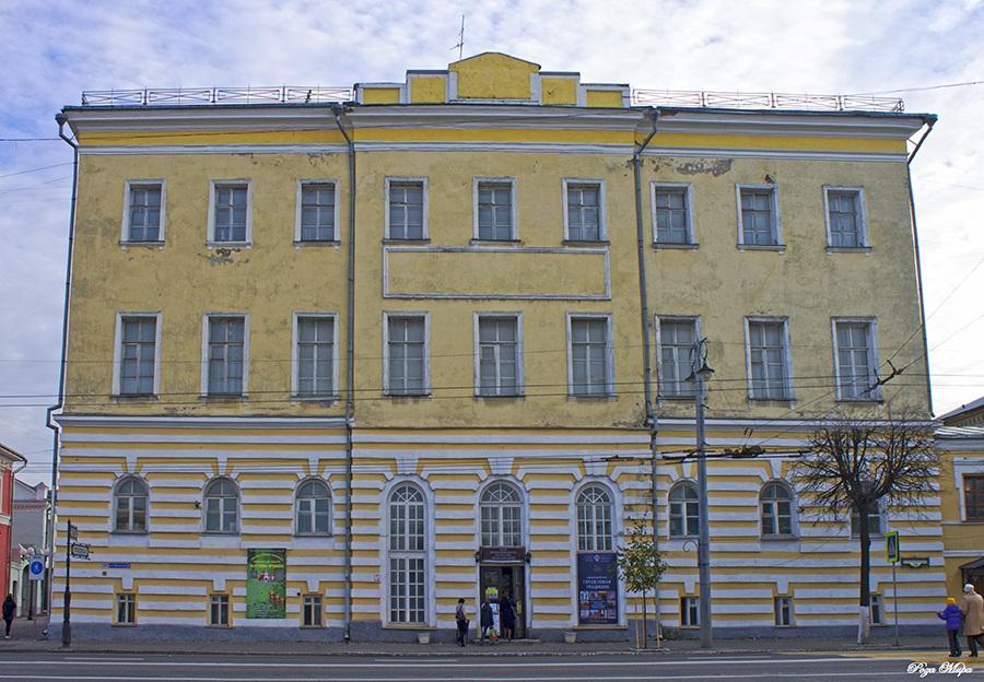 Губернаторский дом (Владимир)