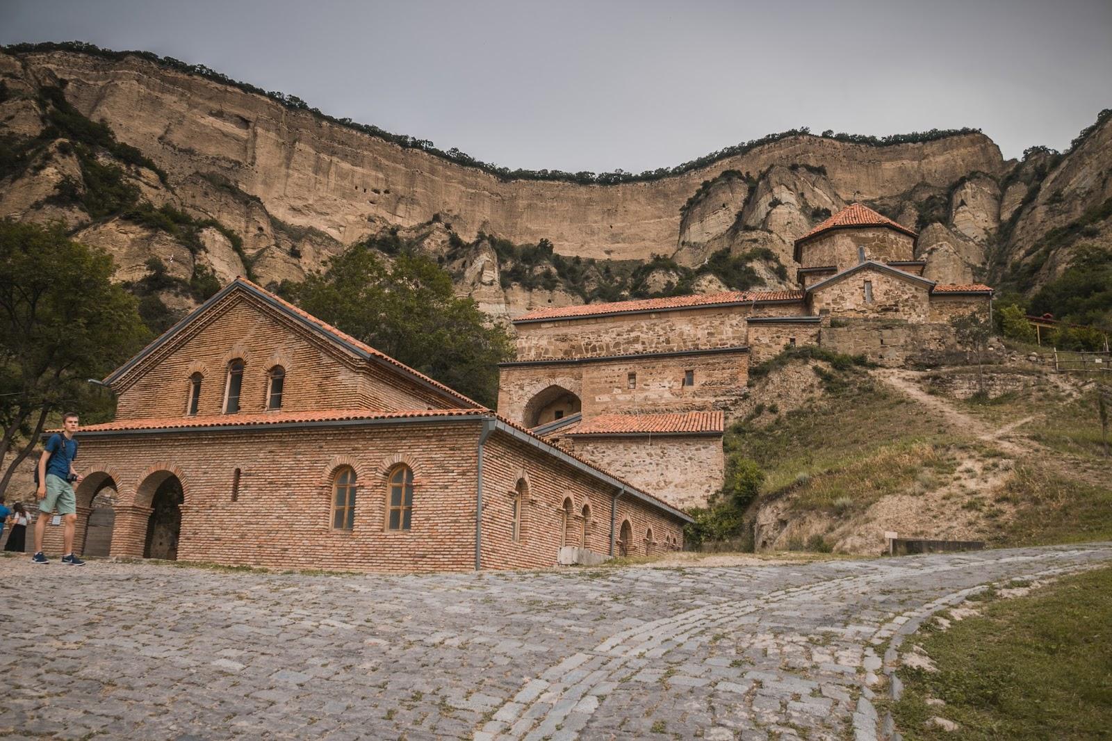 Шио-Мгвимский монастырь (Мцхета)