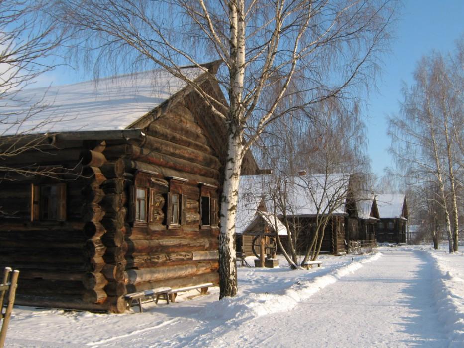 Архитектурно-этнографический музей «Костромская слобода» (Кострома)