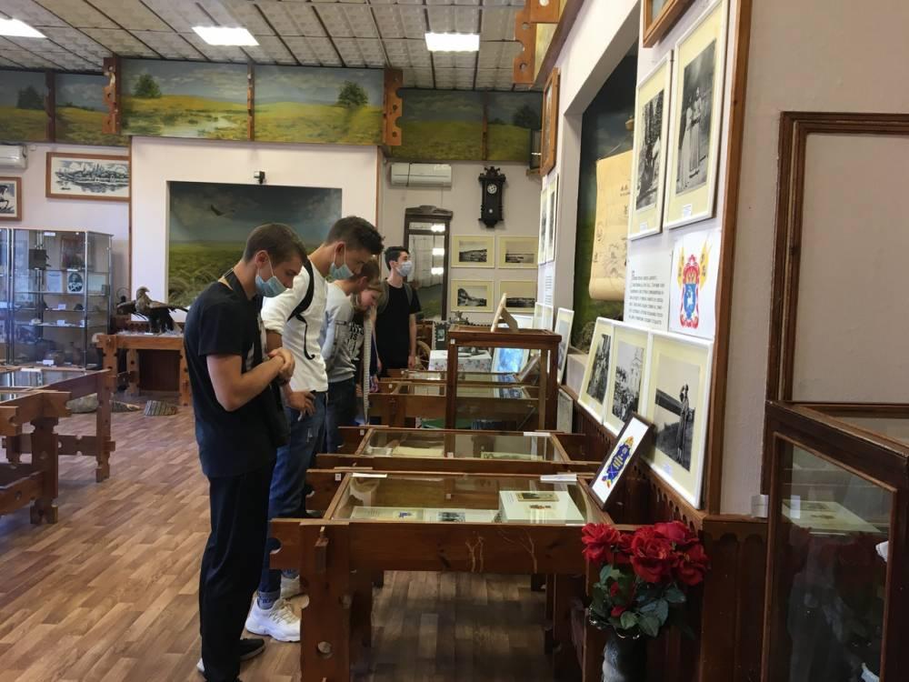 Морозовский краеведческий музей (Ростовская область)