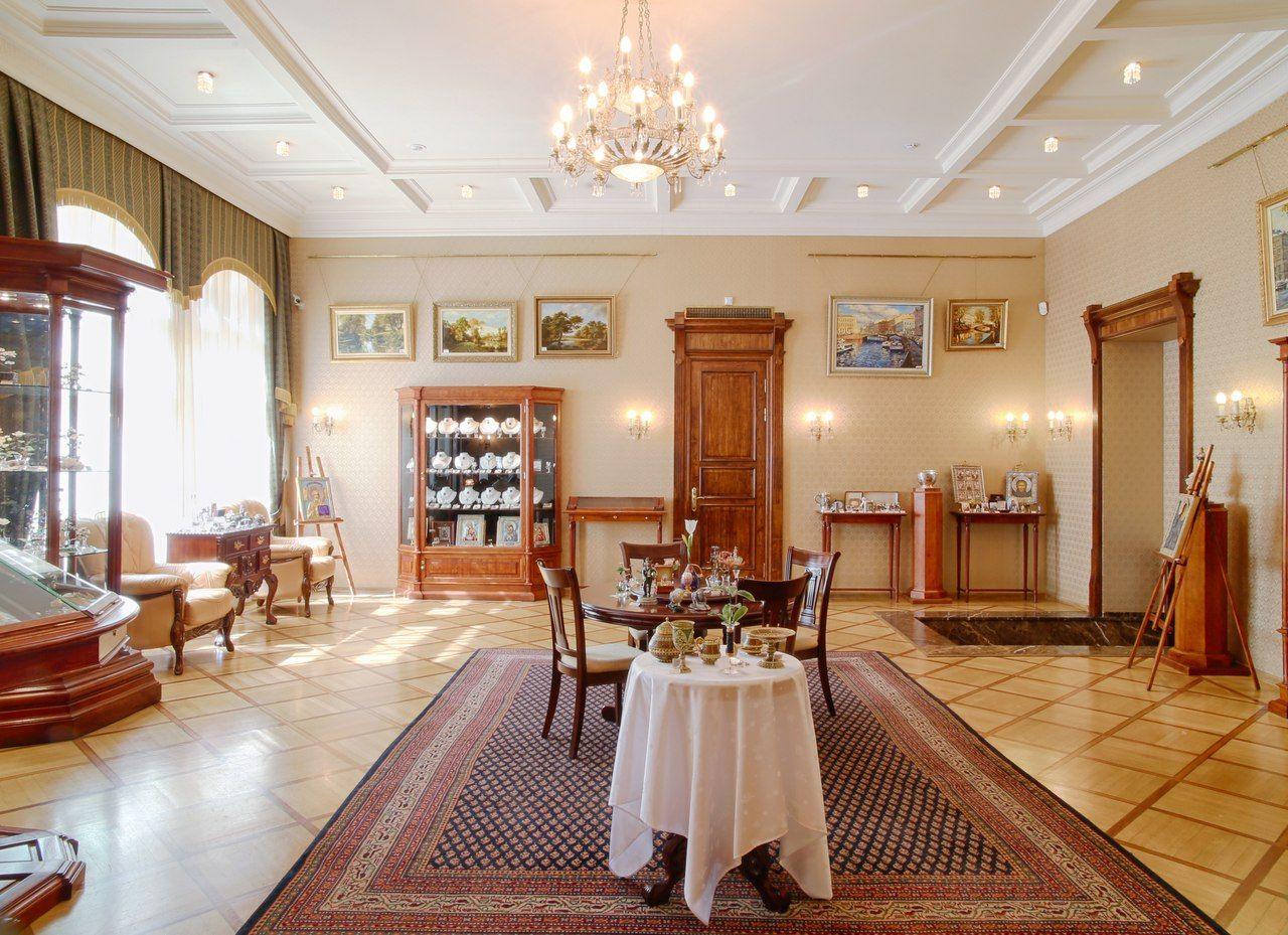 Ювелирный магазин Фаберже (Санкт-Петербург)