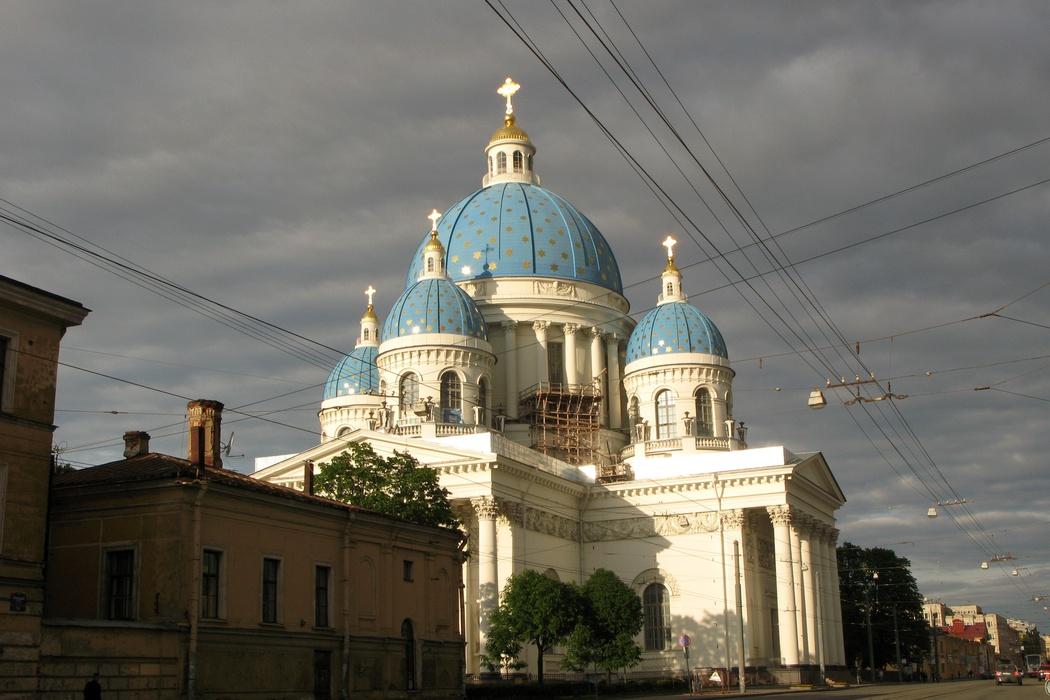 Троицкий Измайловский собор (Санкт-Петербург)