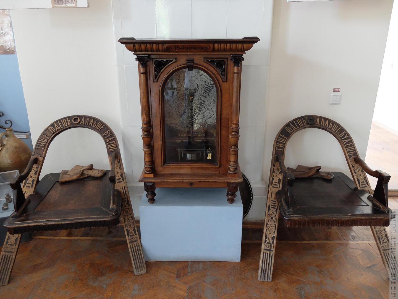 Ачинский краеведческий музей (Ачинск)