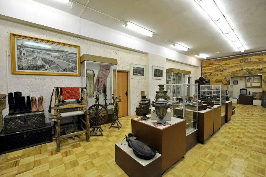 Исторический музей Первоуральска (Первоуральск)