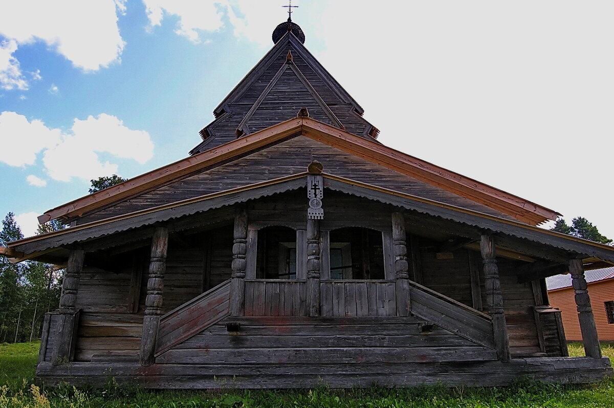 Георгиевский скит Александро-Свирского монастыря (Юксовичи) (Подпорожье)