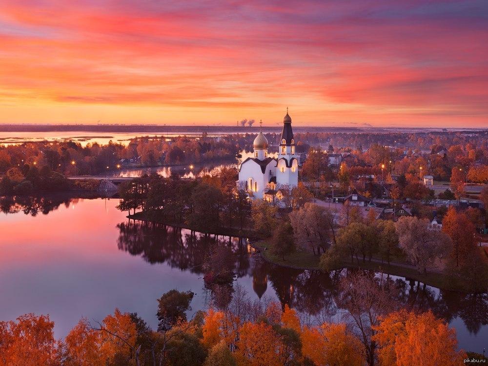 Церковь Петра и Павла (Сестрорецк)