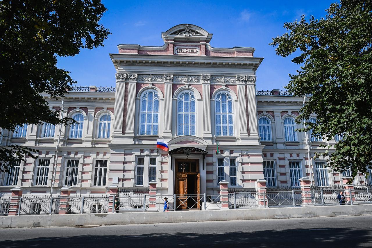 Алафузовский дворец (Казань)