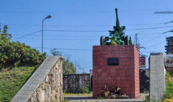 Мемориальный комплекс «Зенитка» (Лобня)