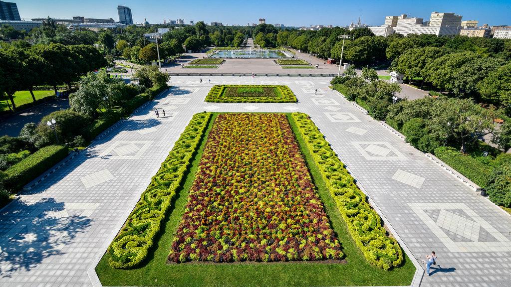 Центральный парк культуры и отдыха им.Горького (Москва)