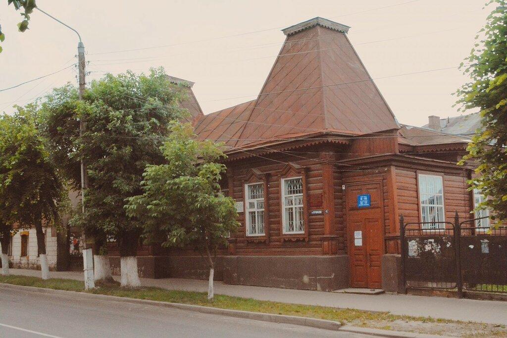 Клинцовский краеведческий музей (Клинцы)