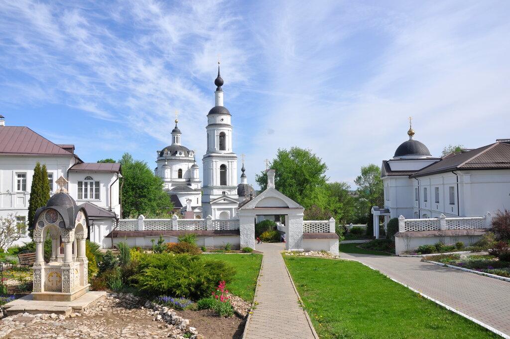 Никольский Черноостровский монастырь (Малоярославец)