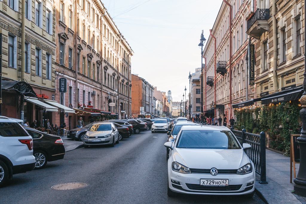 Улица Рубинштейна (Санкт-Петербург)