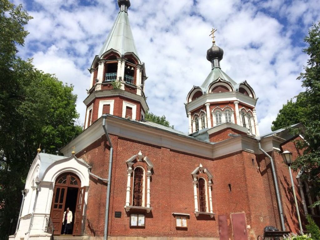 Церковь иконы «Всех скорбящих Радость» (Клин)