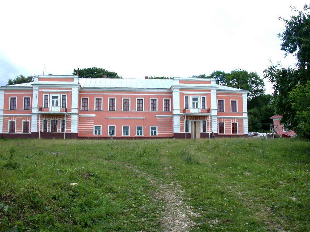 Имение Киреевских в Долбино (Белёв)