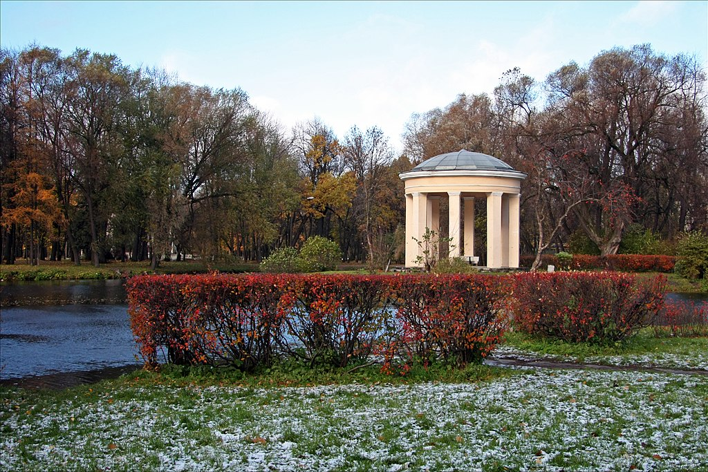 Екатерингофский парк (Санкт-Петербург)