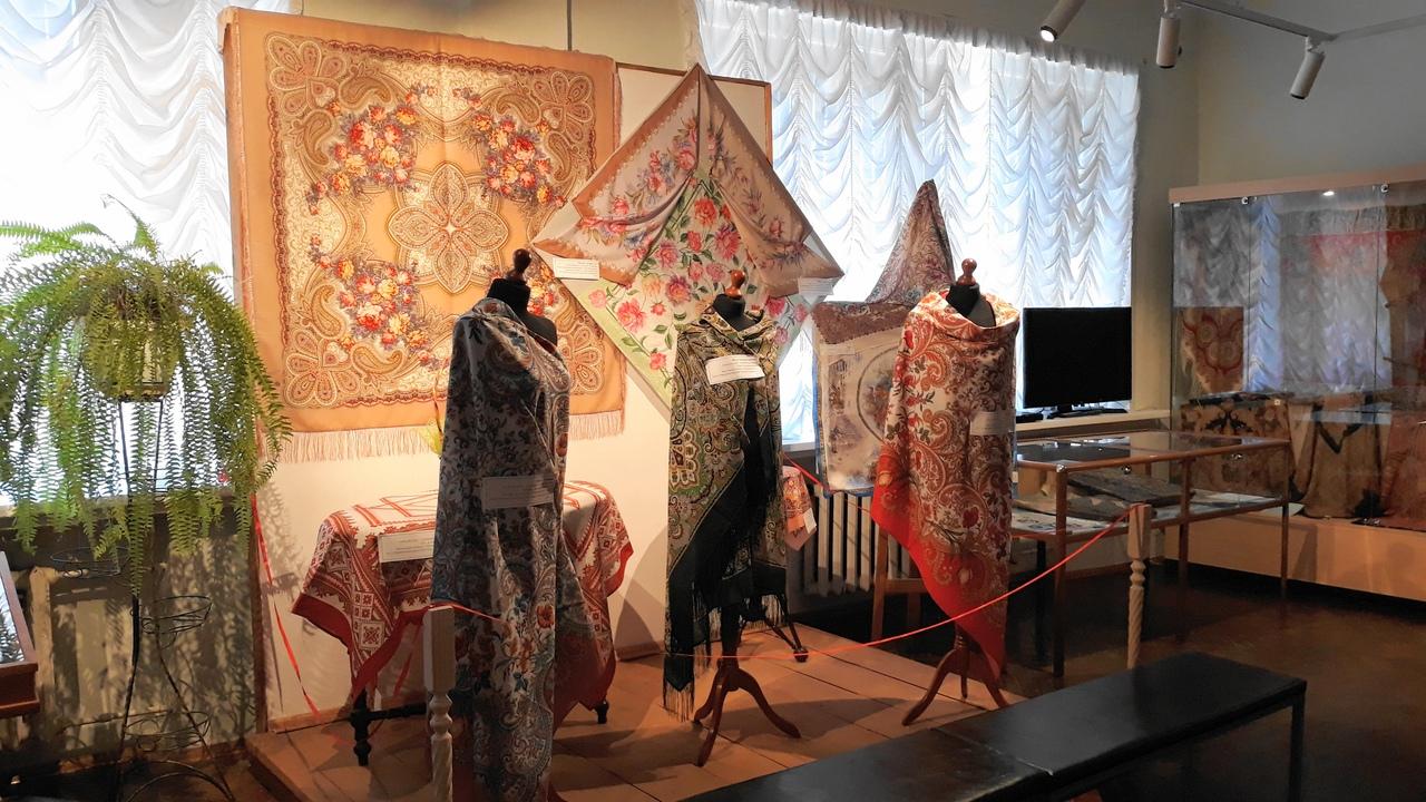Музей истории русского платка и шали (Павловский Посад)