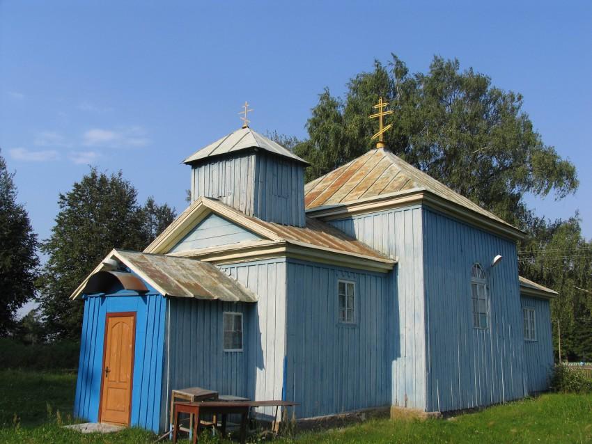 Церковь Николая Чудотворца (Старый Кривск) (Рогачёв)