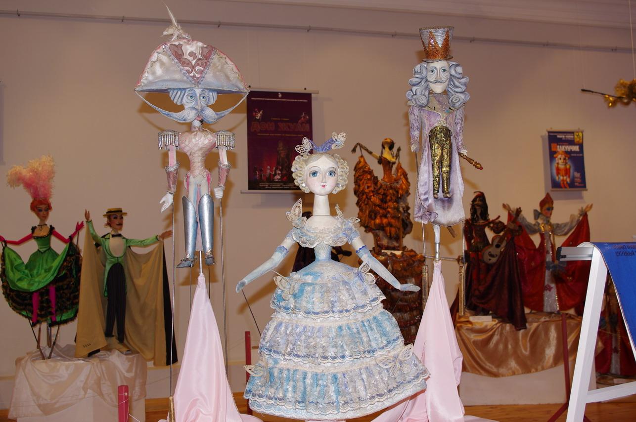 Музей этнографических костюмов на куклах (Москва)