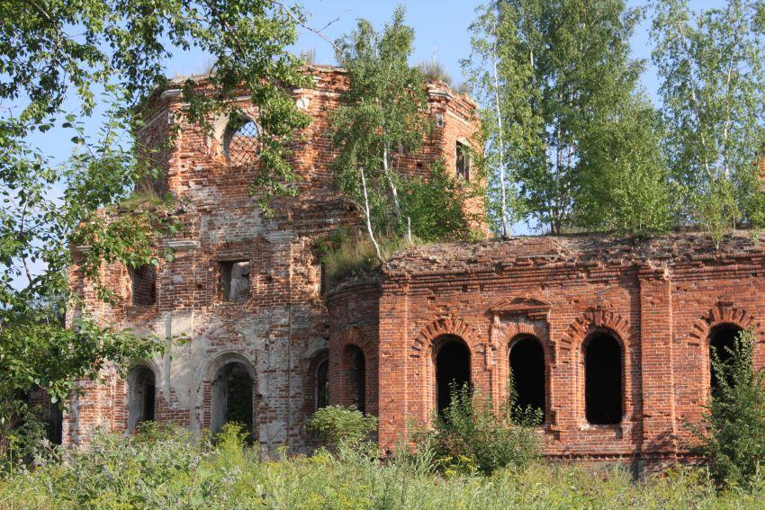 Церковь Покрова Пресвятой Богородицы (Суворов)