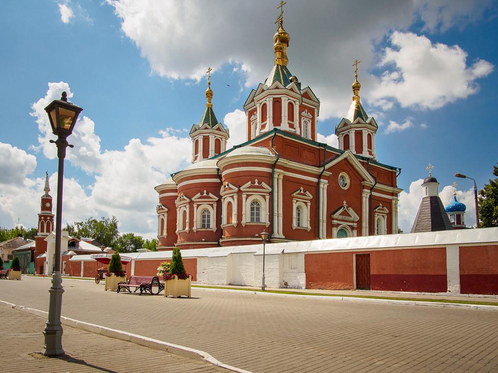 Брусенский женский монастырь (Коломна)