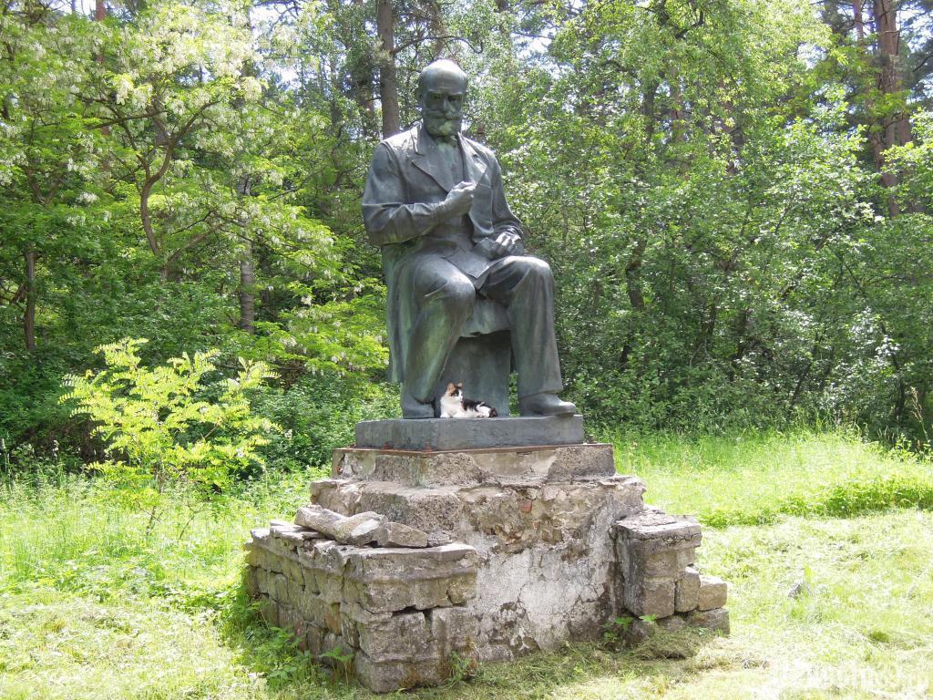 Памятник академику И. П. Павлову (Советск)