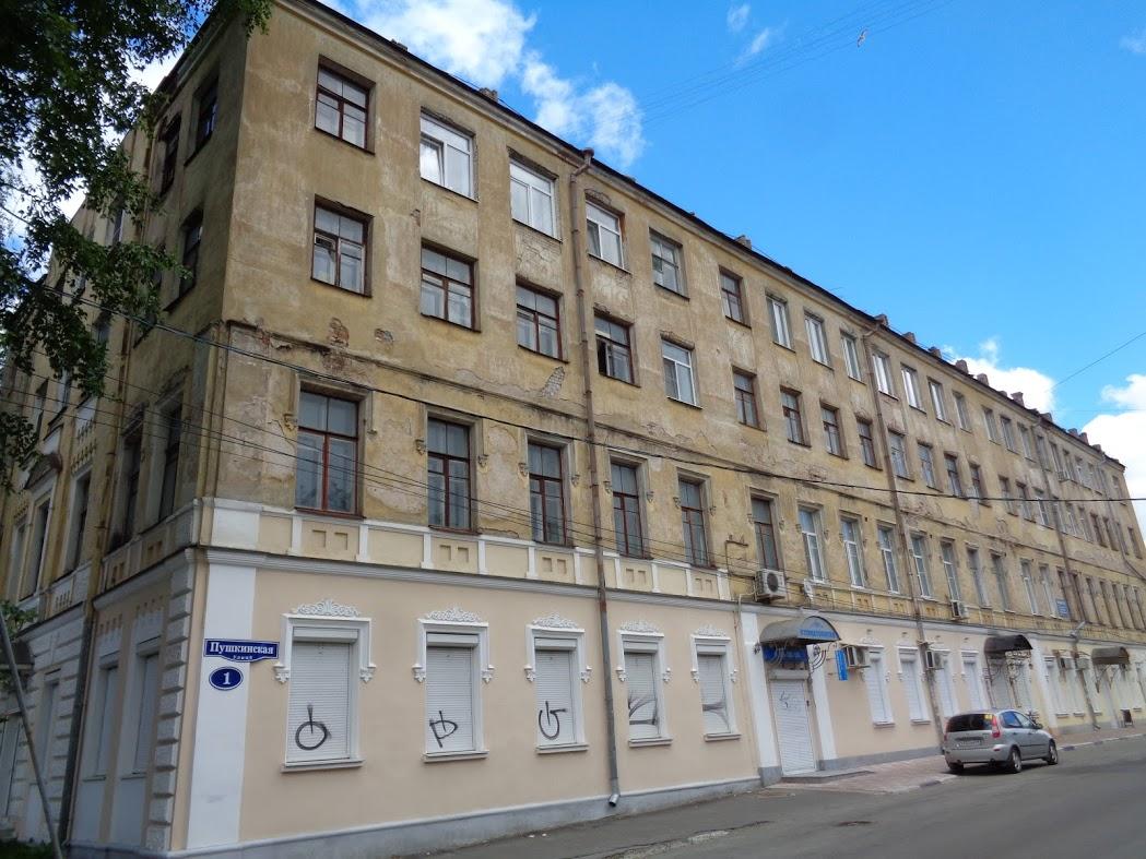 Здание гостиницы Гальяни (Тверь)