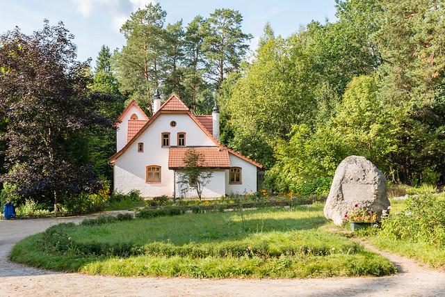 Усадьба-музей «Поленово» (Заокский)