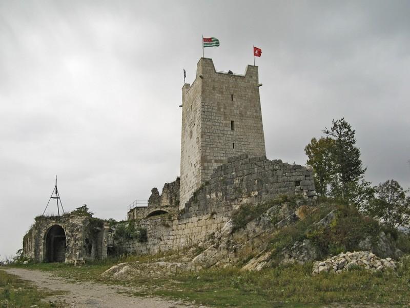 Анакопийская крепость (Новый Афон)