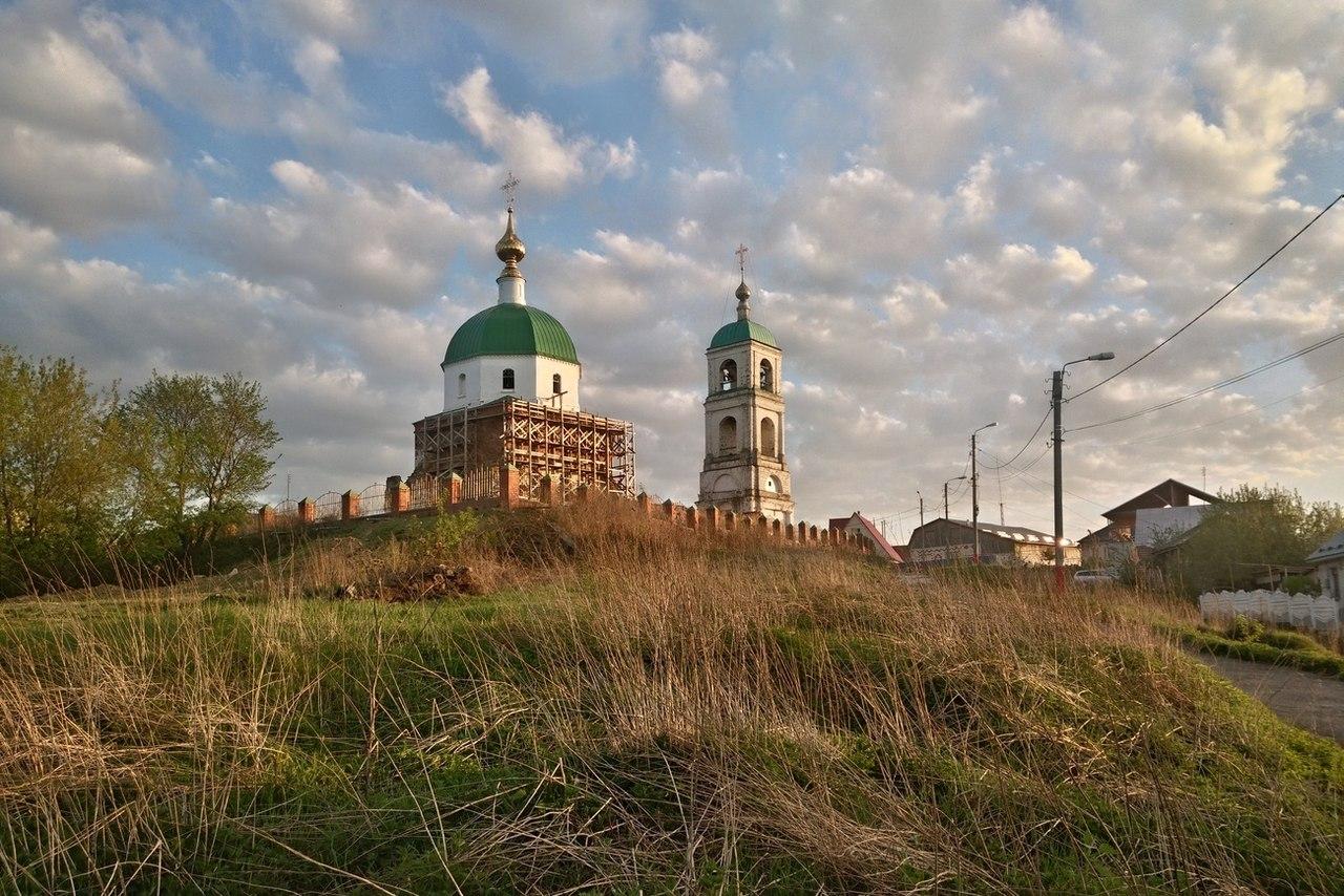 Троицкая церковь в Карачарово (Муром)