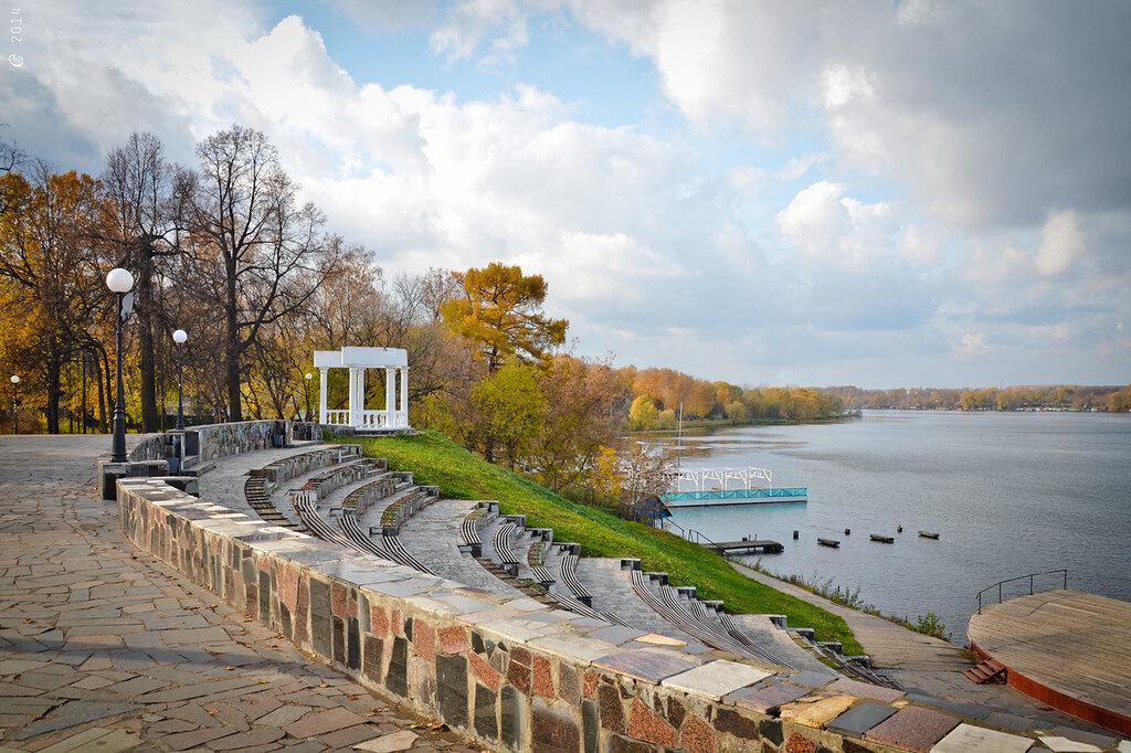Котовский амфитеатр (Долгопрудный)