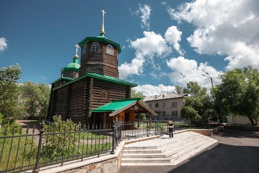Музей «Церковь декабристов» (Чита)
