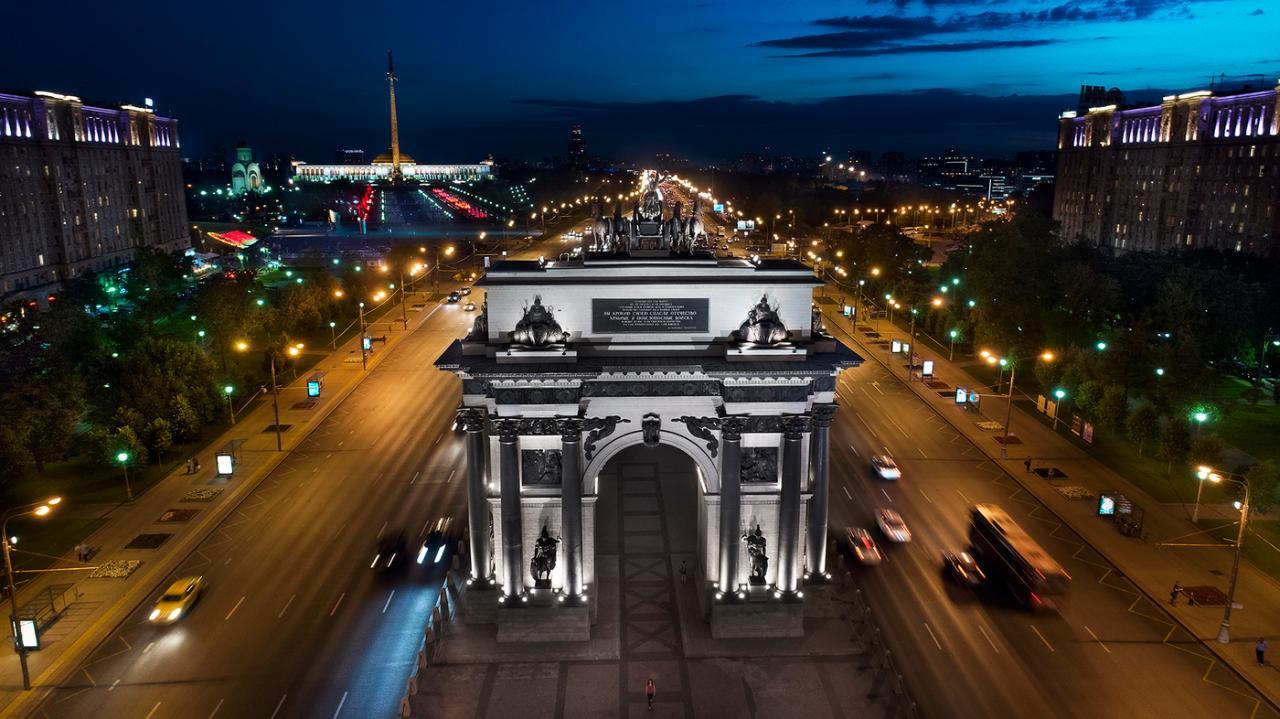 Триумфальная арка (Москва)