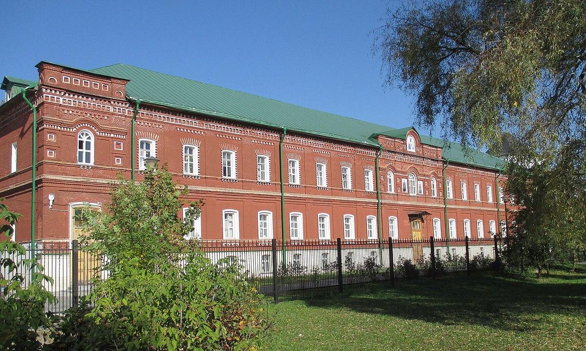Странноприимный дом Свято-Троицкой Сергиевой Лавры (Сергиев Посад)