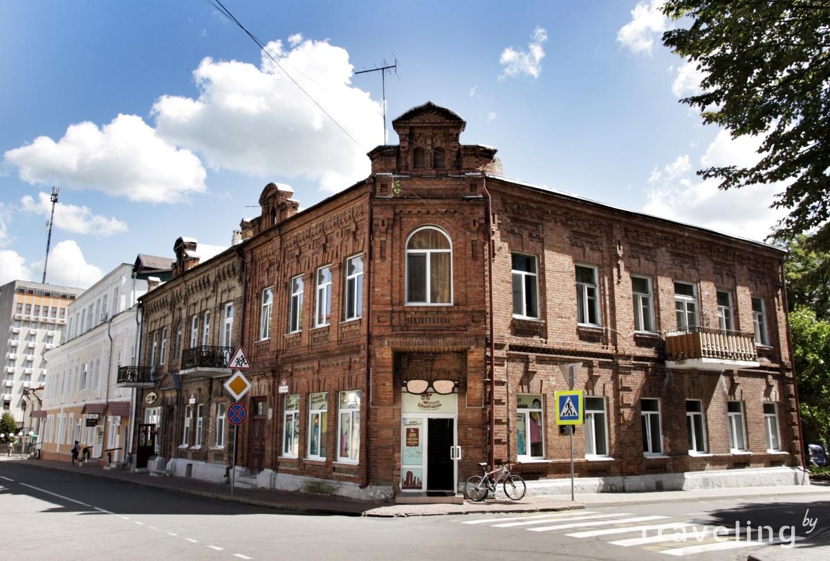 Дом Орды (Пинск)