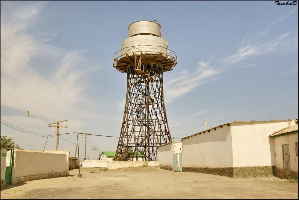 Шуховская водонапорная башня (Витебская область)